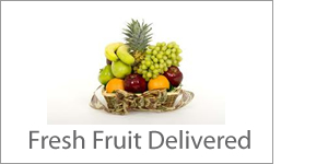 Fresh Fruit Delivered